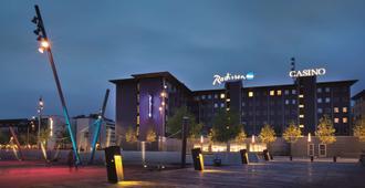 Radisson Blu Limfjord Hotel, Aalborg - Aalborg - Edificio
