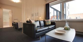 Radisson Blu Limfjord Hotel, Aalborg - Aalborg - Living room