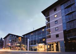 Radisson Blu Limfjord Hotel, Aalborg - Aalborg - Rakennus