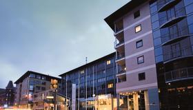 Radisson Blu Limfjord Hotel, Aalborg - Aalborg - Building