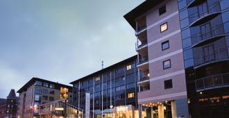 Radisson Blu Limfjord Hotel, Aalborg - Aalborg - Bygning