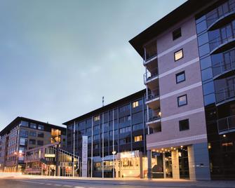 Radisson Blu Limfjord Hotel, Aalborg - Aalborg - Gebouw
