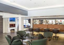 Radisson Blu Limfjord Hotel, Aalborg - Aalborg - Lounge
