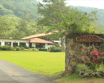 Hotel Campestre - El Valle de Anton - Venkovní prostory