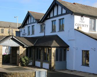 The County Lodge & Brasserie - Carnforth - Gebouw