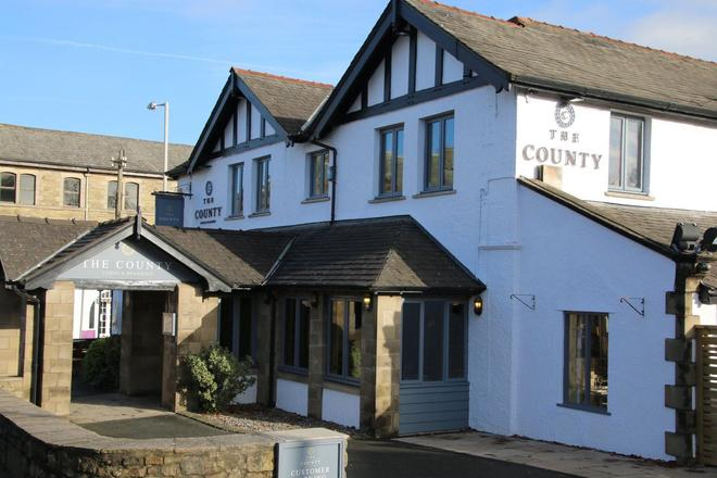 The County Lodge & Brasserie - Carnforth - Building