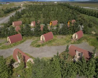 Fossatun Camping Pods & Cottages - Sleeping Bag Accommodation - Borgarnes - Venkovní prostory
