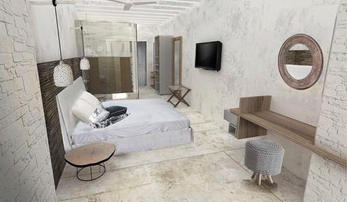 Poseidon Hotel & Suites - Mykonos - Bedroom