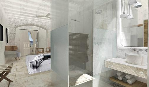 Poseidon Hotel & Suites - Mykonos - Bathroom