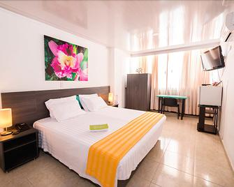 Hotel Casablanca - Neiva - Bedroom