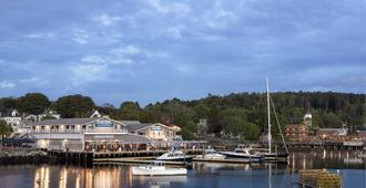 Boothbay Harbor Oceanside Golf Resort - Boothbay Harbor - Outdoor view