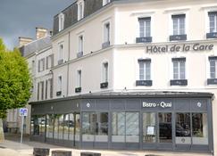 Hôtel De La Gare - La Roche-sur-Yon - Κτίριο