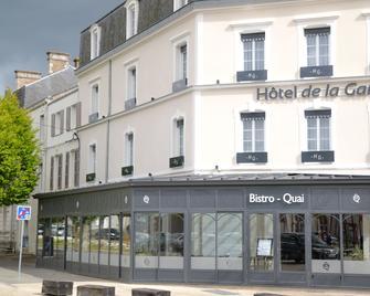 Hôtel De La Gare - La Roche-sur-Yon - Edificio