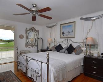 Sabal Palm House Bed & Breakfast - Lake Worth - Schlafzimmer