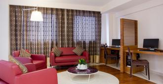 Holiday Inn Salerno - Cava De'Tirreni - Cava de' Tirreni - Sala de estar