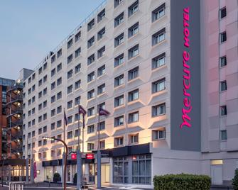 Hôtel Mercure Paris Porte d'Orléans - Montrouge - Building