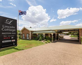 Lincoln Cottage Motor Inn - Wagga Wagga - Building