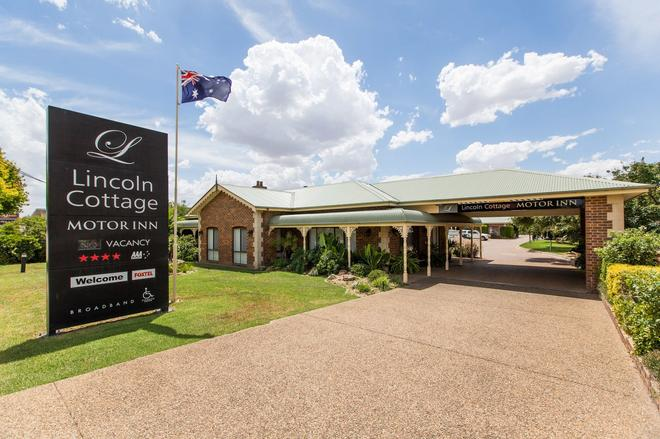 Lincoln Cottage Motor Inn - Wagga Wagga - Building