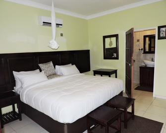 Café Zambezi House of Africa - Hostel - Livingstone - Bedroom
