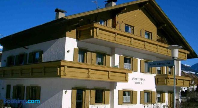 Appartments Hilber - Brunico - Building