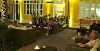 Boutique Hotel t Klooster - Willemstad - Recepción