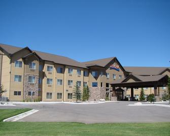 StoneCreek Lodge - Missoula - Building