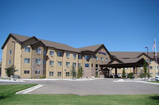 StoneCreek Lodge - Missoula - Building
