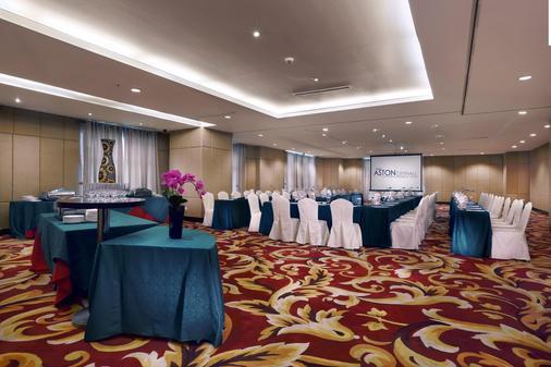 Grand Aston City Hall Hotel & Serviced Residences - Medan - Banquet hall