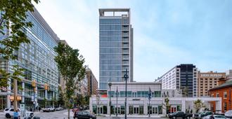 Residence Inn by Marriott Baltimore at The Johns Hopkins Medical Campus - Baltimore - Building