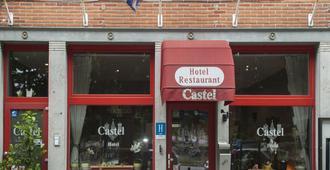 Hotel Castel - Gante - Vista del exterior