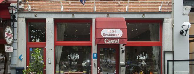 Hotel Castel - Gent - Näkymät ulkona