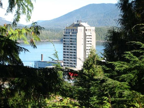 Highliner Plaza Hotel & Conference Centre - Prince Rupert - Building