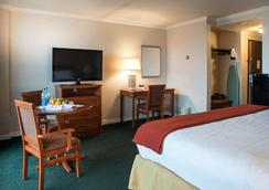Highliner Plaza Hotel & Conference Centre - Prince Rupert - Bedroom