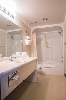 Highliner Plaza Hotel & Conference Centre - Prince Rupert - Bathroom