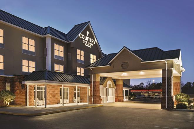 Country Inn & Suites by Radisson, Petersburg, VA - Petersburg - Gebäude