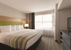 Country Inn & Suites by Radisson, Petersburg, VA - Petersburg - Schlafzimmer