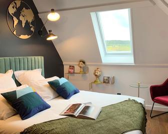 Le Globe - Meursault - Bedroom
