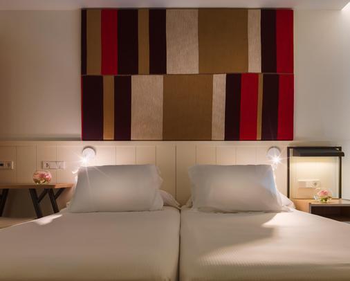 H10 馬洛卡海灘酒店 - 卡爾維亞 - 聖蓬薩 - 臥室