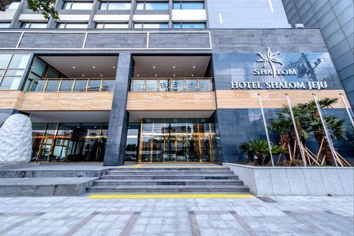 Hotel Shalom Jeju - Thành phố Jeju - Toà nhà