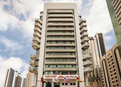 Hawthorn Suites by Wyndham Abu Dhabi City Center - Abu Dabi - Edificio