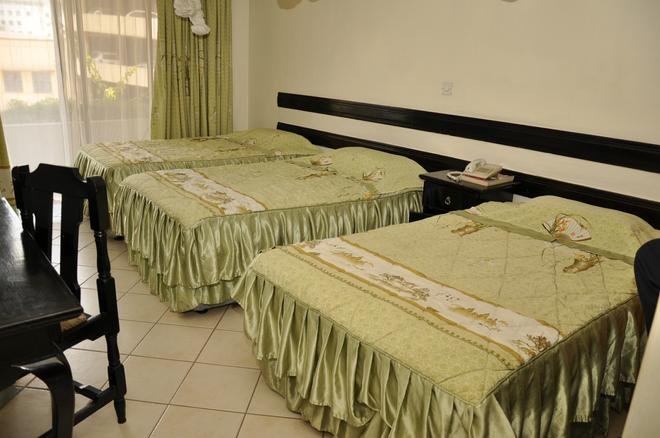 大理石拱門酒店 - 奈洛比 - 內羅畢 - 臥室