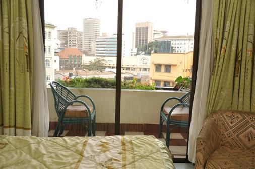 Marble Arch Hotel - Nairobi - Ban công