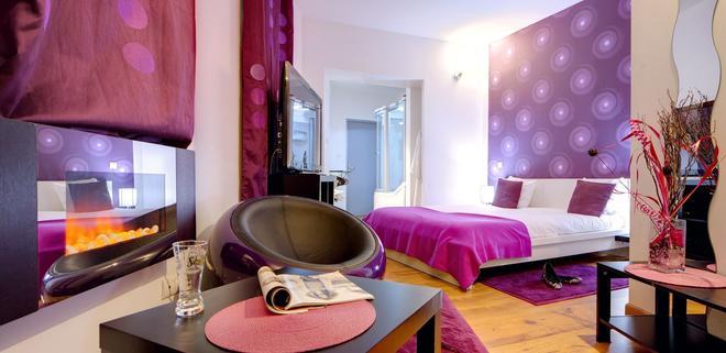 Hotel M - Toulouse - Makuuhuone
