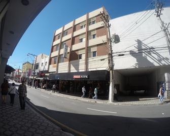 Hotel São Nicolau - Taubaté - Building