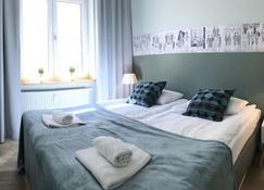 Patio Apartamenty - Gdansk - Bedroom