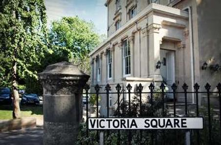 Victoria Square Hotel - Bristol - Building