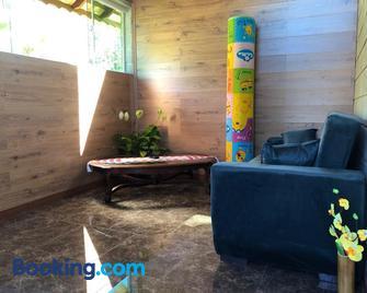 Chale Premium Casal - Mairiporã - Huiskamer