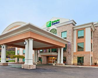 Holiday Inn Express & Suites Corbin - Corbin - Gebäude
