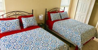 Lackland/Bmt/Heated Pool/Seaworld/Riverwalk/Six Flags/ - San Antonio - Schlafzimmer