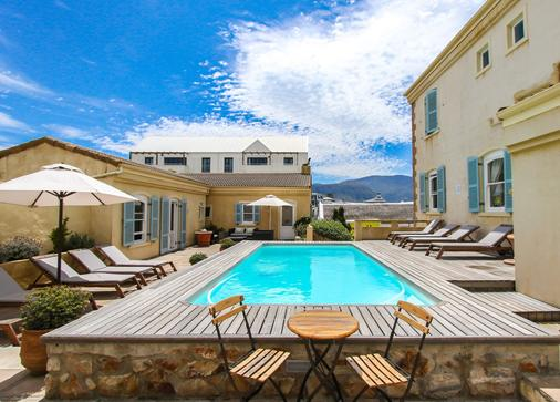 Auberge Burgundy Guest House - Hermanus - Pool